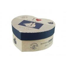 """Коробка подарочная """"Сердце"""", 130х115"""