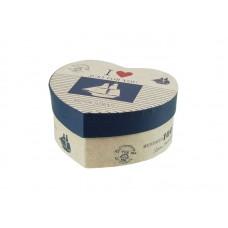 """Коробка подарочная """"Сердце"""", 110х100"""
