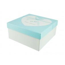 Коробка подарочная квадратная, 170х170