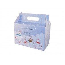 """Коробка подарочная """"С Новым Годом!"""", 220х125"""