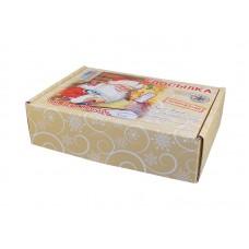 "Коробка подарочная ""Посылка от Деда Мороза"", 230х150"