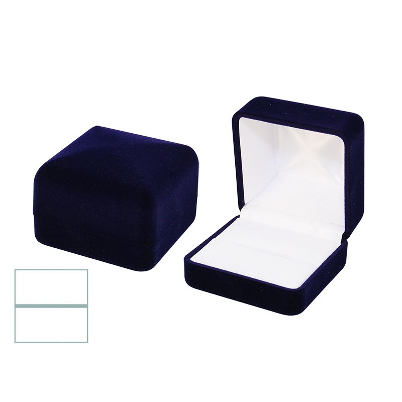 Футляр под кольцо квадратный