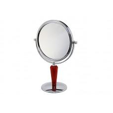 Зеркало круглое двустороннее, Ø185