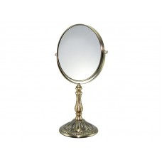 Зеркало круглое двустороннее (бронза)