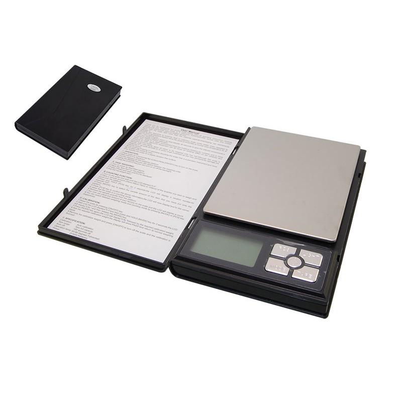 Весы портативные NoteBook (2000гр/0,1)