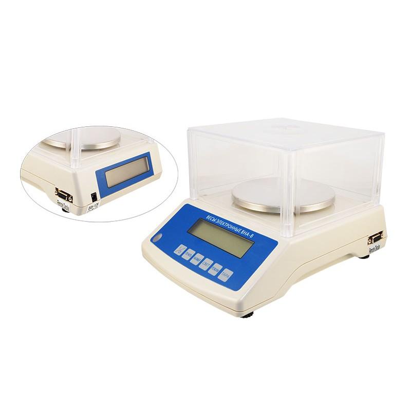 Весы лабораторные ВНА-В-300 (300 гр/0,01)