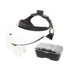 Очки бинокулярные MG81001-Н 1,0-6,0х с подсветкой