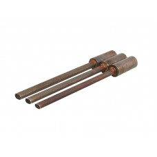 Ригели для цепочек овальные (3шт), L-80мм