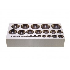 Анка плоская стальная Ø2-24мм (27 размеров)
