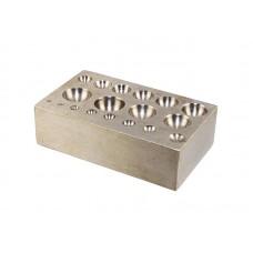 Анка плоская стальная Ø4-20мм (18 размеров)