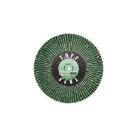 Щетка сатино-лепестковая Scotch-brite, Ø100х7мм, 1х1, Р600