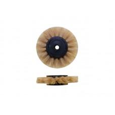Щетка щетинная Ø70мм, 2-х рядная прямая