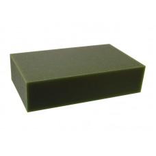 """Воск модельный """"Зеленый"""" (ручная и мех. обработка), брусок 150х88х37мм"""