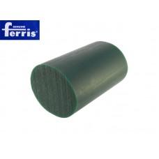 Воск модельный FERRIS,  браслет 80х67х117мм, зеленый