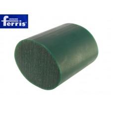 Воск модельный FERRIS, браслет 90х70х90мм, зеленый