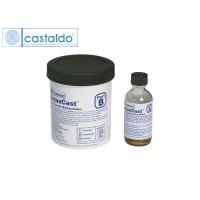 Резина жидкая безусадочная CASTALDO LiquaCast, двухкомпонентная, 0,5кг