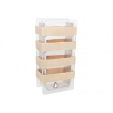 Рамка для жидкой резины 133х50х19мм, CASTALDO