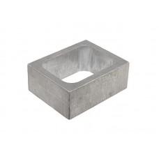 Рамка для резиновых форм 60х45х30мм