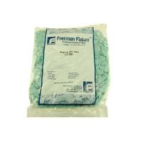 Воск литьевой FREEMAN Aqua Green в пластинках, 454г