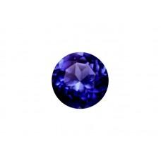 Алпанит синий, круг, 7,0мм