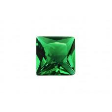 Алпанит зеленый, квадрат, 2х2мм