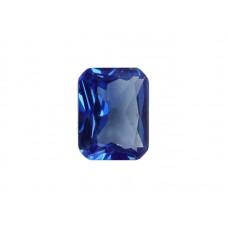 Алпанит синий, октагон, 7х5мм